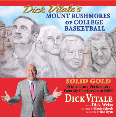 Dick Vitale's Mount Rushmores of College Basketball 00033B