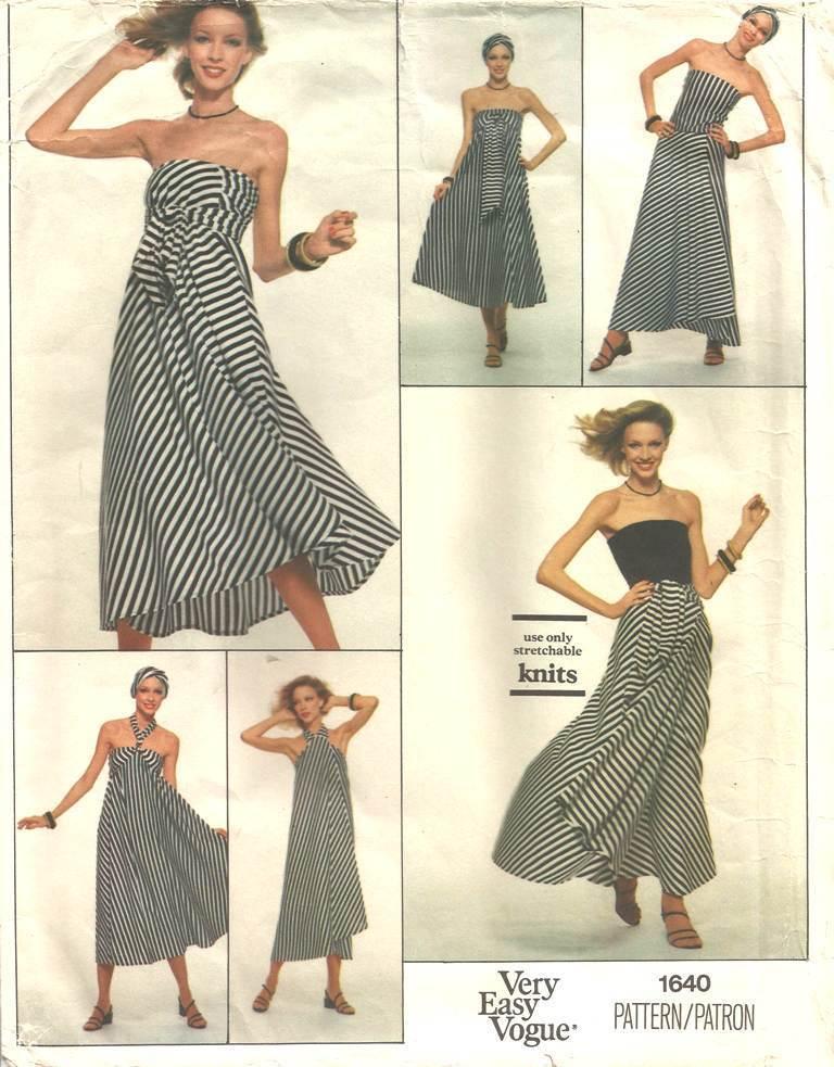 Vogue 1640 (1977)