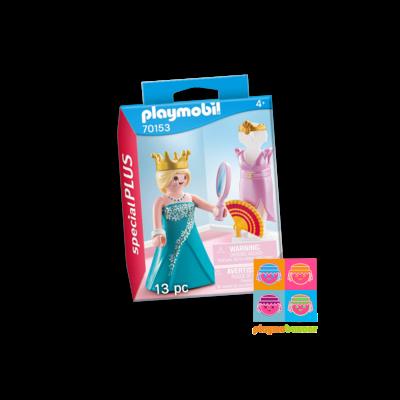 70153 Princess with Doll 公主