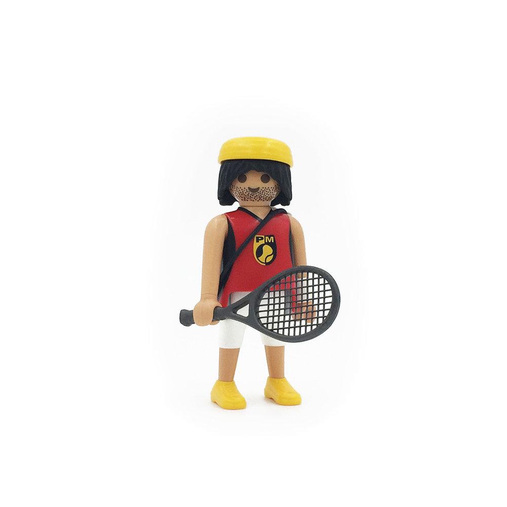 5598 Tennis Player