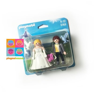 5163 Duo Pack Bridal Couple 新人