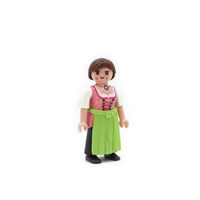 5597 Woman with Dirndl