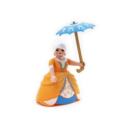 5597 Victorian Lady with Parasol
