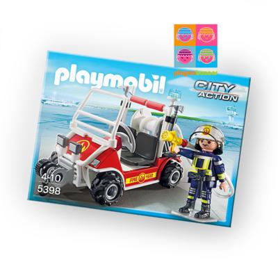 5398 Fire Quad 消防車