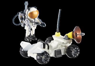 6460 Astronaut with Rover 太空人與月球車