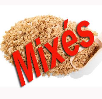 Flocons de sarrasin bio - 1 kg - Mixés