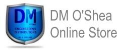 DM O'Shea Online Store