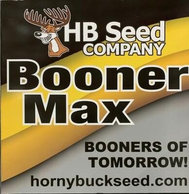 Booner Max Sign
