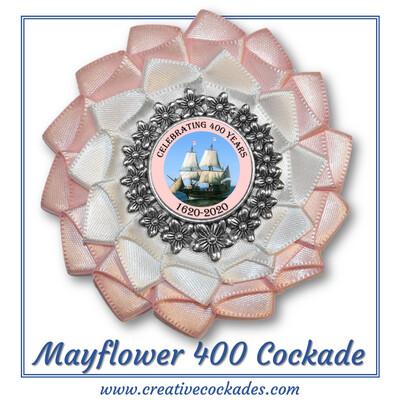 Mayflower 400th Anniversary Cockade