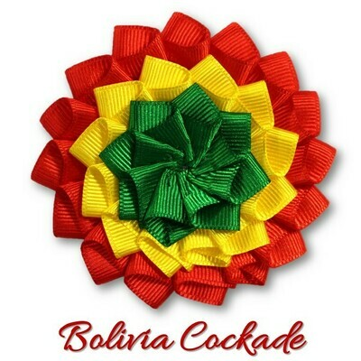 Bolivia Cockade