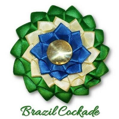 Brazil Cockade