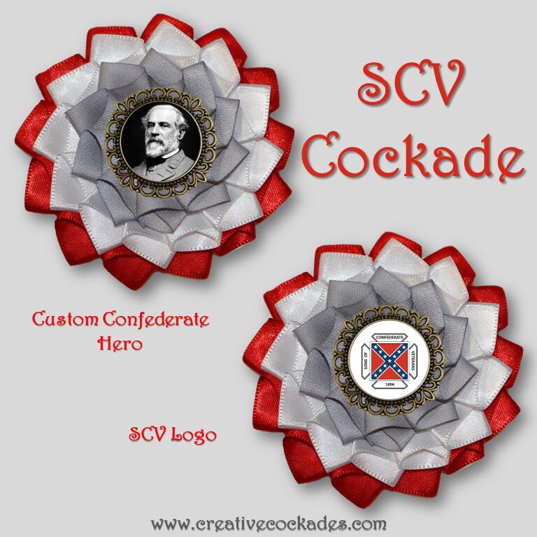 SCV Cockade