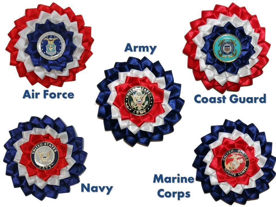 Military Pride Cockade