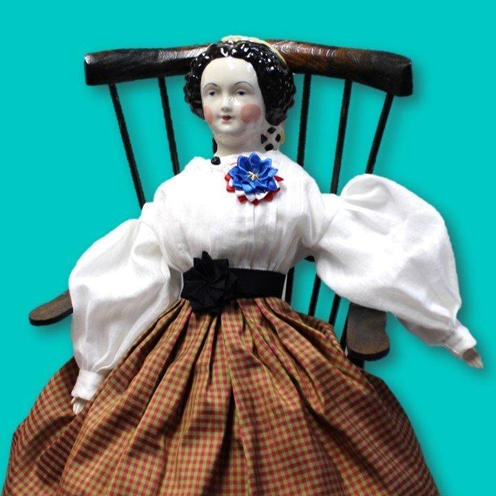 Union Doll Cockade