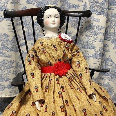 Doll Rosette Belt