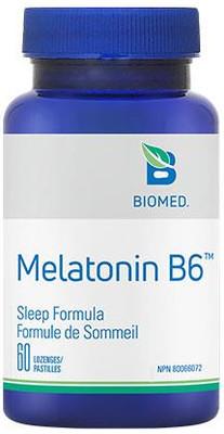 Melatonin + B6 (10mg High Dose)