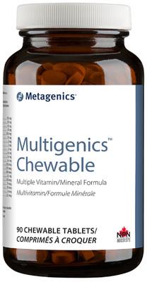 Multigenics Chewable