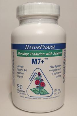 M7+ Digestive Enzyme
