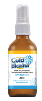 Cold Blaster - Our Best Anti-Viral