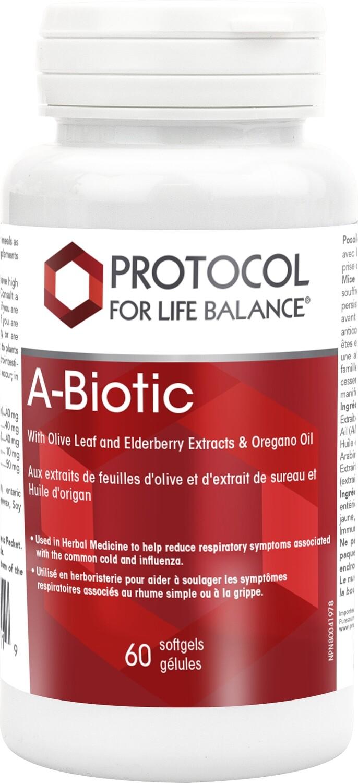 A-Biotic  (Natural Anti Biotic)