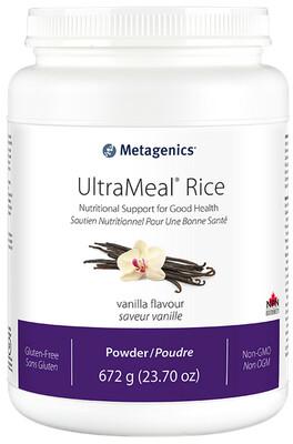 Ultra Meal Rice Protein Vanilla