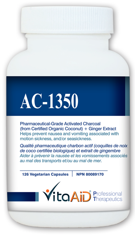 AC-1350 Activated Charcoal Formula