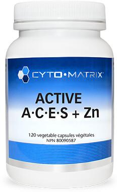 Active A.C.E.S + Zn