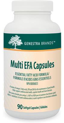 Multi EFA Capsules 90