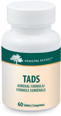 Tads Adrenal Glandular 60