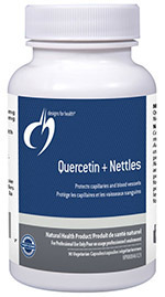 Quercetin + Nettles by Designs For Health