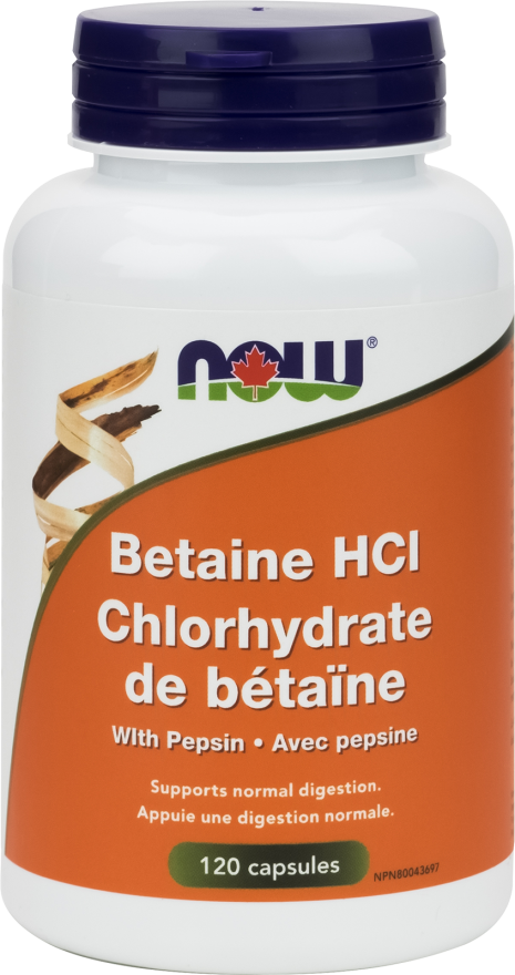 Betaine HCl Capsules