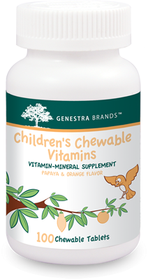 Children's Chewable Vitamins