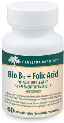 Bio B12+Folic Acid