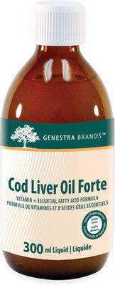 Cod Liver Oil Forte