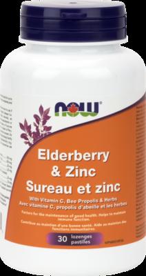 Elder-Zinc Lozenges