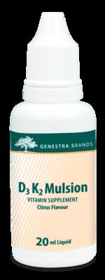 D3 K2 Mulsion