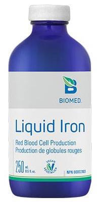 Liquid Iron
