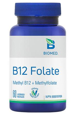 B12 Folate