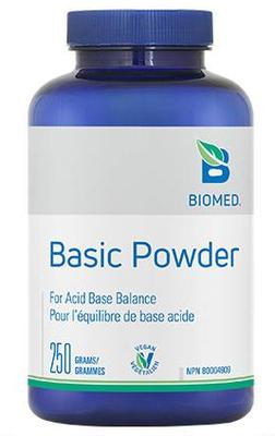 Basic Powder