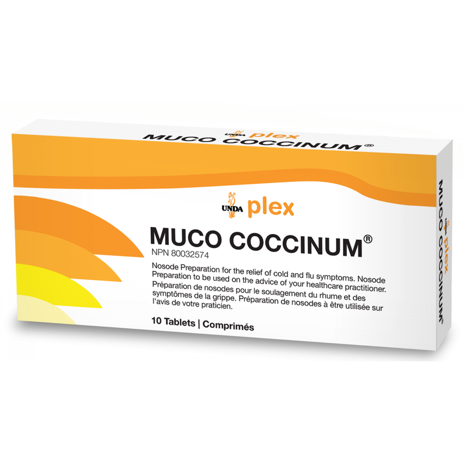 Muco Coccinum - Flu & Viral Prevention