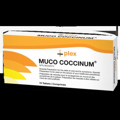 Muco Coccinum - Flu & Viral Prevention