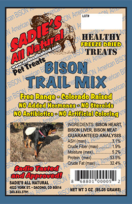 BISON TRAIL MIX