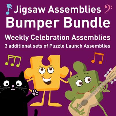 Jigsaw 3-11/12 Assemblies Bumper Bundle