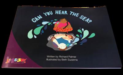 Can You Hear The Sea? - Book (A4)