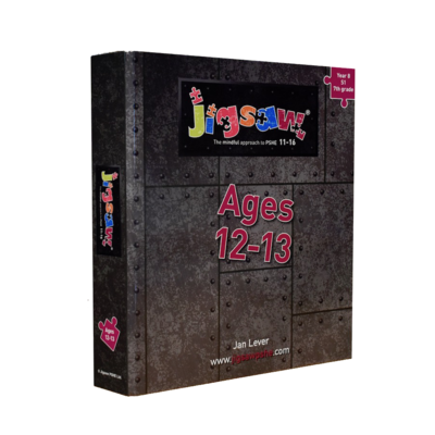 Jigsaw 11-16 Single Set: Ages 12-13