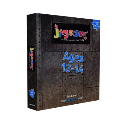 Jigsaw 11-16 Single Set: Ages 13-14