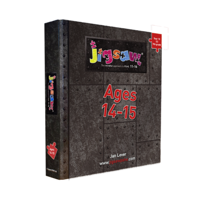 Jigsaw 11-16 Single Set: Ages 14-15