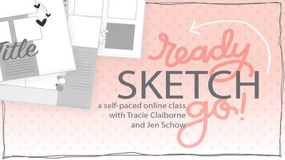 Ready, Sketch, Go! Class