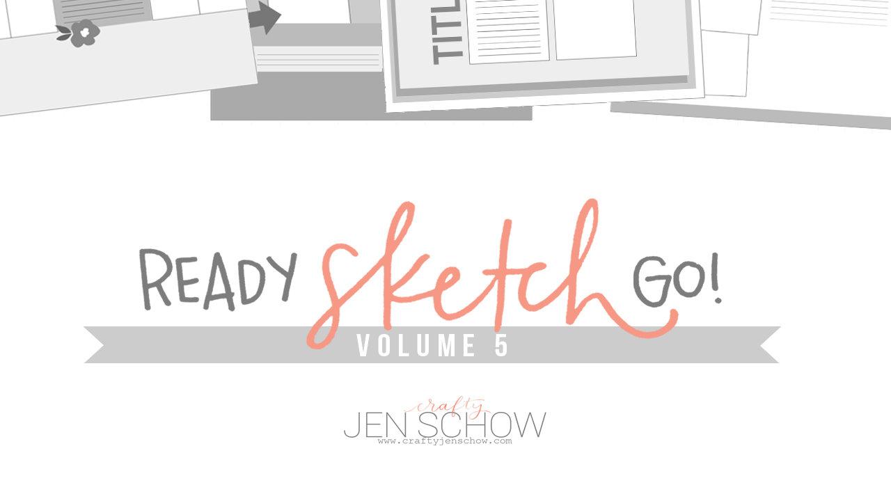 Ready, Sketch, Go! Volume 5