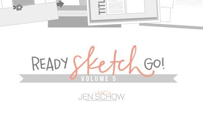 Ready, Sketch, Go! Volume 5